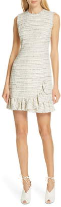 Rebecca Taylor Tailored by Tweed Sheath Dress