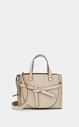 Loewe Women's Gate Small Leather Shoulder Bag - Beige, Tan