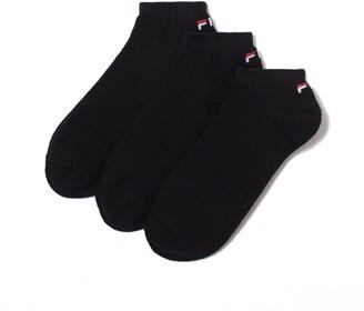 Fila Pack of 3 Unisex Quarter Socks