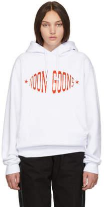 Noon Goons White Team Logo Hoodie