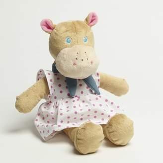 Girl Hippo Plush