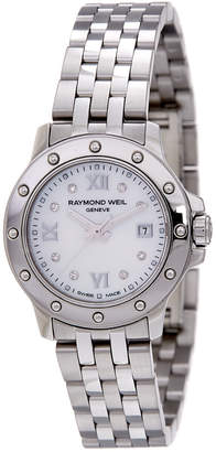 Raymond Weil Women's Toccata Mother-Of-Pearl Dial Watch