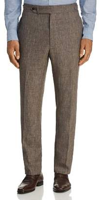 Eidos Linen Regular Fit Suit Pants