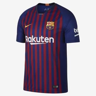 Nike 2018/19 FC Barcelona Stadium Home Men's Soccer Jersey