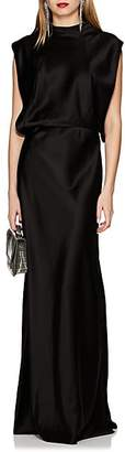 Lanvin Women's Satin Gown - Black