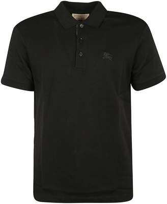 Burberry Contrast Collar Polo Shirt