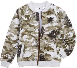 Petit Lem Serengeti Safari Zip Jacket (Little Boys)