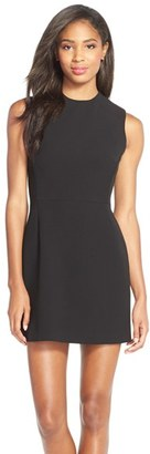 Women's French Connection 'Sundae' Stretch Minidress $148 thestylecure.com
