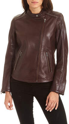 Excelled Leather Midweight Motorcycle Jacket