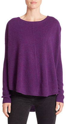 Lord & Taylor Crewneck Cashmere Sweater $214 thestylecure.com