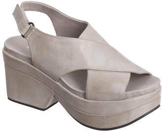 Antelope 709 Leather Wedge Sandal