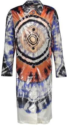 Dries Van Noten Tie-Dye print coat