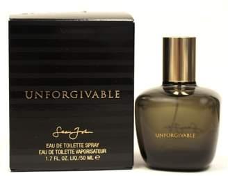 Sean John Unforgivable Eau De Toilette Spray for Men, 1.7 fl. Oz.
