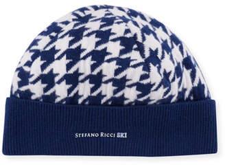 Stefano Ricci Men's Knit Hat in Cashmere