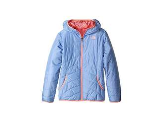The North Face Kids Reversible Perrito Peak Jacket (Little Kids/Big Kids) (Collar Blue
