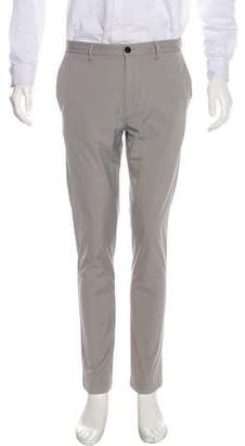 Theory Flat Front Woven Pants