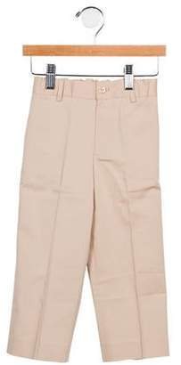 Oscar de la Renta Boys' Three Pocket Skinny Leg Pants w/ Tags