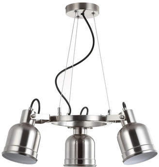 "Jonathan Y Designs Liam 20"" 3-Light Led Pendant"