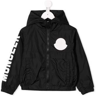 2f60a4c56b47 Moncler Black Boys  Outerwear - ShopStyle