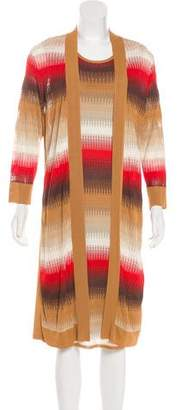 Magaschoni Knee-Length Dress Set