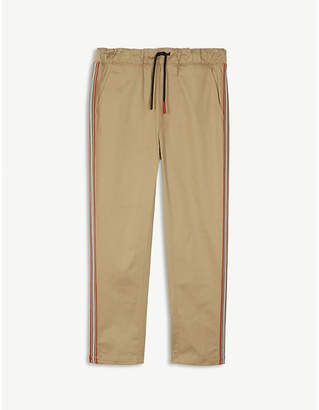 Burberry Curran Icon stripe cotton chinos 3-14 years