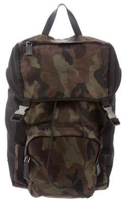 f5807cf6ff Prada Mens Camouflage - ShopStyle