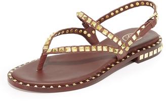 Ash Peps Sandals $210 thestylecure.com