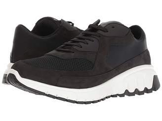 Neil Barrett Nubuck/Mesh Urban Runner Sneaker