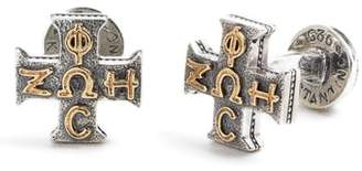 Konstantino Stavros Cross Cuff Links