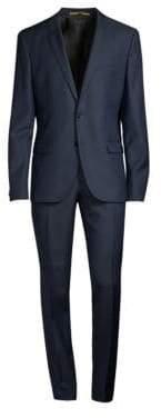 HUGO Extra Slim-Fit Wool Suit