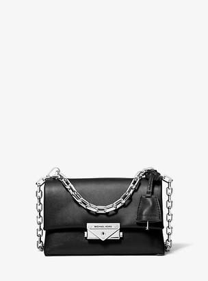 Michael Kors Cece Extra-Small Leather Crossbody Bag