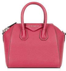 Givenchy Antigona Mini Leather Satchel Bag