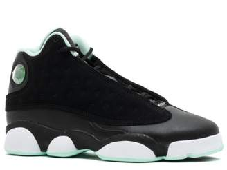 Jordan Kid's Air Retro 13 GG, Black/Metallic Gold - Mint Foam