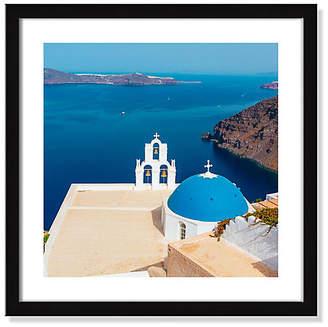 Photos.com by Getty Images Massimo Colombo - Santorini Church Art