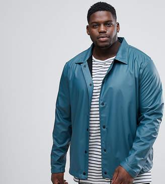 Another Influence PLUS Waterproof Contrast Sleeve Jacket