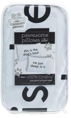 This Is The Dogs Bed Pillowcase Set