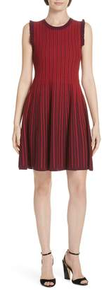 Kate Spade knit fit & flare dress