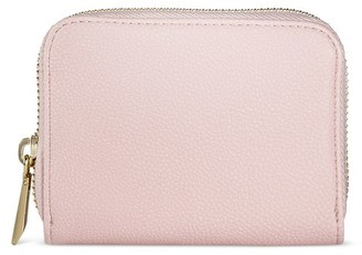 Merona Women's Faux Leather Small Wallet $9.99 thestylecure.com