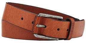 Joe's Jeans Leather Wrap Buckled Belt
