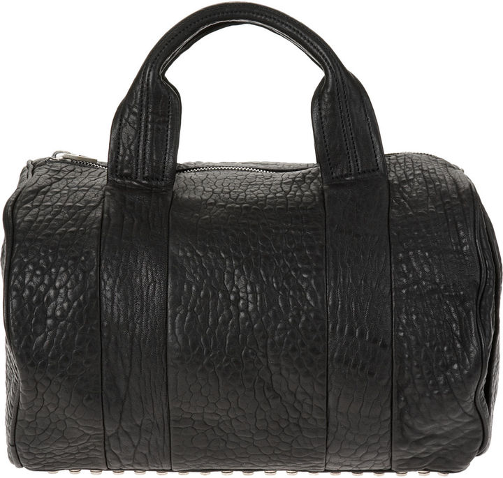 Alexander Wang Rocco Mini Duffle - Black