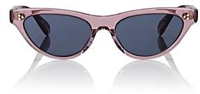 Oliver Peoples Women's Zasia Sunglasses-Blue