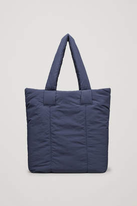 Cos PADDED TOTE BAG