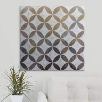 Great Big Canvas 'Royal Pattern II' Megan Meagher Painting Print