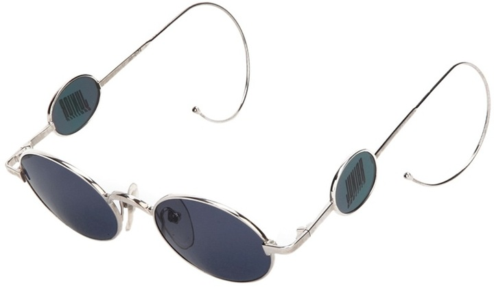 Jean Paul Gaultier Vintage round frame sunglasses