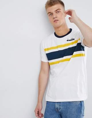 Diadora Heritage Stripe Heritage T-Shirt