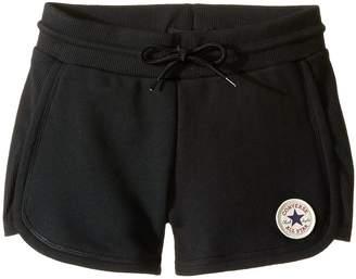 Converse CTP Rib Panel Shorts Girl's Shorts