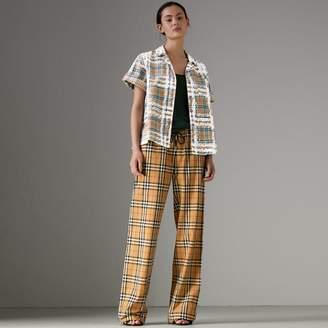 Burberry Silk Cashmere Vest, Green