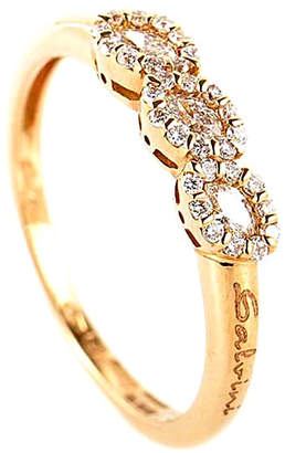 Salvini 18K Rose Gold 0.27 Ct. Tw. Diamond Ring