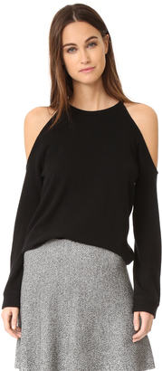 Theory Toleema Sweater $335 thestylecure.com
