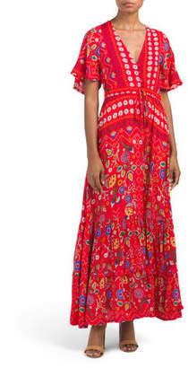 Juniors Australian Designed Maxi Dress